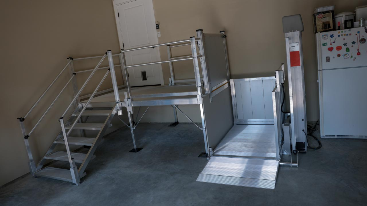 vertical platform wheelchair elevator porchlift phoenix az access