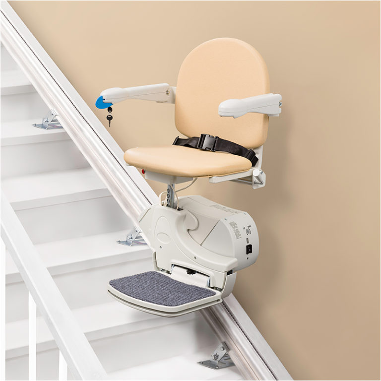 home indoor residential stairchair liftchair in Riverside are bruno harmar handicare stairchair