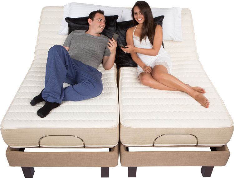 firmest latex mattress Best Quality Electric Adjustable Beds firmer foam