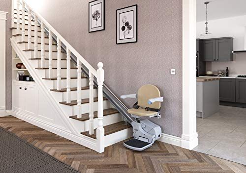 cheap Electric Stair Lifts home in indoor, outdoor and custom curved models.  Home residential straight rail lifts; outside exterior outdoor stairlift stairway staircase models; and custom curved chairlifts.