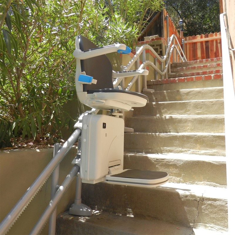 2000 outdoor stair lift