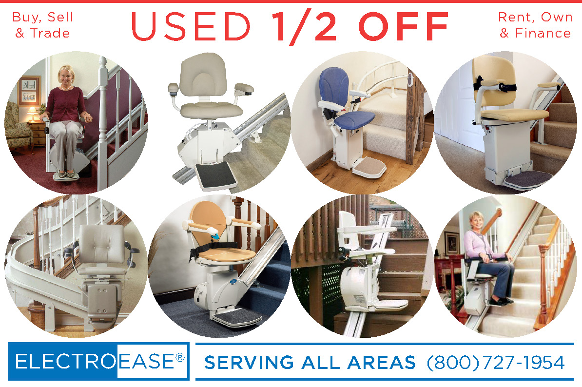 Los Angeles az used stair lifts inexpensive affordable cheap stairlifts